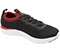 Photograph of Reebok Men's Premium Athletic Footwear Black,Coal,PrimalRed,Wht,Silve MASTRORIDERUN-BCRW