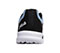 Photograph of Fila Women MEMORYFANTOM3 Black/White/Metallic Silver MEMORYFANTOM3-BWMS