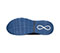 Photograph of Infinity Footwear Shoes Men's MFLY Multi Blue, Black,Light Grey MFLY-MBBG