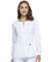 Photograph of Women's Warm-up Jacket White PL300-WTRS