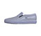 Photograph of Infinity Women's RUSH Textured Light Grey with Lilac RUSH-LGBL