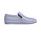 Photograph of Infinity Footwear Shoes Women's RUSH Textured Light Grey with Lilac RUSH-LGBL