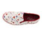 Photograph of Infinity Footwear Women's RUSH Textile,Hearts,Marshmallow RUSH-THMW