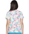 Photograph of Runway Prints Women's Mock Wrap Top Flamingo Fantasy RW601-FFFT