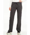 Photograph of Sapphire Women's Vienna Mid Rise Straight Leg Pant Gray SA100A-PWTS