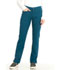 Photograph of Sapphire Women's Roma Low Rise Zip Fly Slim Pant Blue SA101A-CAR