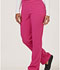 Photograph of Sapphire Women's Roma Low Rise Zip Fly Slim Pant Pink SA101A-PKSS