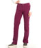 Photograph of Sapphire Women's Roma Low Rise Zip Fly Slim Pant Red SA101A-WIN