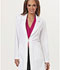 Photograph of Sapphire Women's Milan 34 Lab Coat White SA400A-WTES