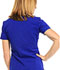 Photograph of Sapphire Women's Madison Mock Wrap Top Blue SA600A-BUES