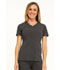Photograph of Sapphire Women's Madison Mock Wrap Top Gray SA600A-PWTS