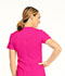 Photograph of Sapphire Women's Paris V-Neck Top Pink SA601A-PKSS