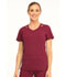 Photograph of Sapphire Women's Paris V-Neck Top Red SA601A-WIN