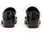 Photograph of Anywear Women SRANGEL Black Patent SRANGEL-BKBP