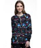 Photograph of Licensed Prints Women's Snap Front Warm-Up Jacket Underwater Adventure TF300-FNUA