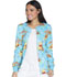 Photograph of Cherokee Licensed Women's Snap Front Warm-Up Jacket My Tigger Friend TF300-PHGG