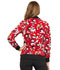 Photograph of Licensed Prints Women's Zip Front Warm-up Jacket Heritage Mickey TF301-MKHG