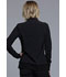 Photograph of Cherokee Licensed Women's Zip Front Warm-Up Jacket Black TF305-MKDY
