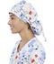 Photograph of Licensed Prints Unisex Unisex Bouffant Scrub Hat Be Eeyore TF514-PHOR