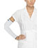 Photograph of Therafirm Unisex 15-20 mmHg Compression Arm Sleeve White TF577-WHT