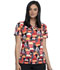 Photograph of Licensed Prints Women V-Neck Top Cute As A Cupcake TF610-MKUT