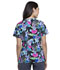 Photograph of Licensed Prints Women V-Neck Top Surfin' Stitch TF614-LHSS