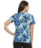 Photograph of Licensed Prints Women V-Neck Top Stitch And Scrum TF614-LHUM