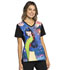 Photograph of Licensed Prints Women's V-Neck Top Mulan TF627-PRMU