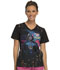 Photograph of Cherokee Licensed Women's V-Neck Top The Force Is Strong TF627-SRTF