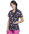 Photograph of Licensed Prints Women V-Neck Top Hello Ladybug TF633-HKYB