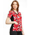 Photograph of Cherokee Licensed Women's V-Neck Knit Panel Top Heritage Mickey TF636-MKHG