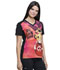 Photograph of Licensed Prints Women's V-Neck Top Lion Around TF637-LKAR