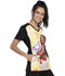 Photograph of Licensed Prints Women V-Neck Top My Pua TF637-MHUA