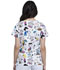 Photograph of Licensed Prints Women V-Neck Top Better With A Dog TF638-PNWA