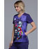 Photograph of Licensed Prints Women's V-Neck Top R.I.P. TF639-NCRI