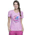 Photograph of Licensed Prints Women's V-Neck Top Donut Break TF641-LHDO