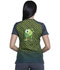 Photograph of Licensed Prints Women's V-Neck Top Monsters, Inc. TF660-MCMC