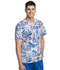 Photograph of Licensed Prints Men's Men's V-Neck Top Hangry TF663-LHAG