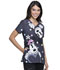 Photograph of Licensed Prints Women's V-Neck Top Looking At You TF690-MKHL