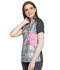 Photograph of Licensed Prints Women's V-Neck Top So Fly TF694-DUSF