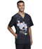 Photograph of Licensed Prints Men's Men's V-Neck Top Three Wishes TF700-ADTW