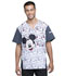 Photograph of Licensed Prints Men's Men's V-Neck Top Mickey and Friends TF700-MKAF