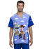 Photograph of Licensed Prints Men's Men's V-Neck Top Cool Story TF700-TSCS