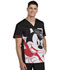 Photograph of Licensed Prints Men's Men's V-Neck Top Mickey Star TF707-MKIA