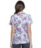Photograph of Licensed Prints Women V-Neck Top Check Meowt TF720-SECM