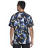 Photograph of Licensed Prints Unisex Men's V-Neck Top Night Life TF730-DMKL