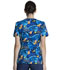Photograph of Licensed Prints Women V-Neck Top Fish Are Friends TF748-FNAF