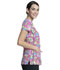 Photograph of Licensed Prints Women V-Neck Top Supercute Snack Pack TF750-HSSP