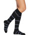 Photograph of Therafirm Unisex TFCS107 Black/Gray/Navy Stripes TFCS107-BGNS