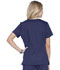 Photograph of ScrubStar Canada Women V-neck Top Electric Blue WA806-EBW